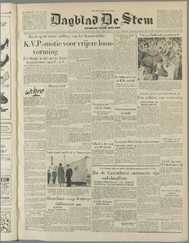 de Stem 1953-10-21