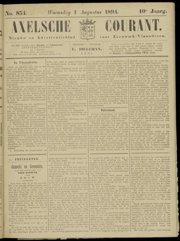 Axelsche Courant 1894-08-01