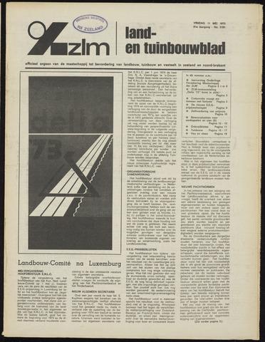 Zeeuwsch landbouwblad ... ZLM land- en tuinbouwblad 1973-05-11