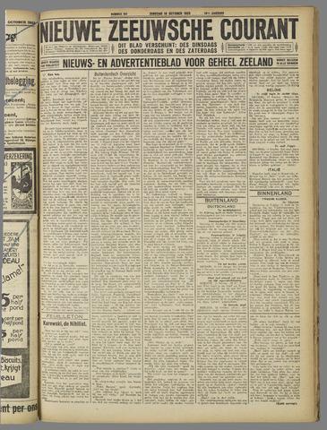 Nieuwe Zeeuwsche Courant 1923-10-16