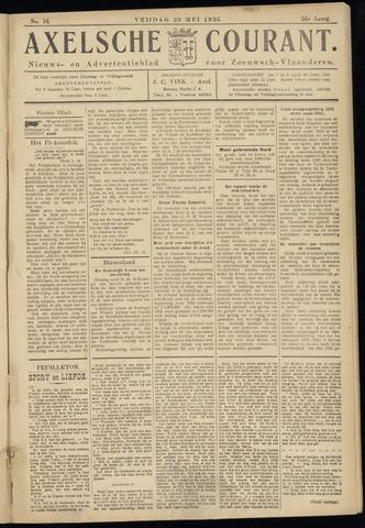 Axelsche Courant 1936-05-29