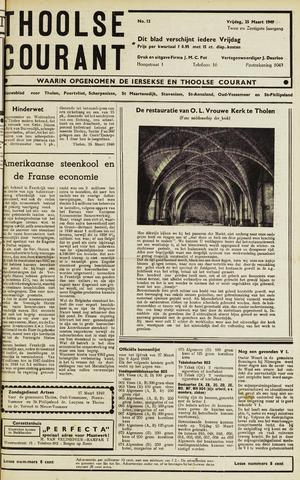 Ierseksche en Thoolsche Courant 1949-03-25