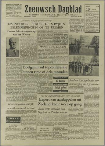 Zeeuwsch Dagblad 1958-01-10