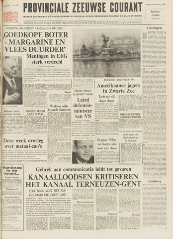 Provinciale Zeeuwse Courant 1968-12-10