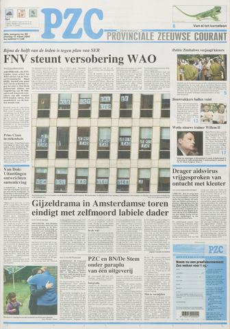 Provinciale Zeeuwse Courant 2002-03-12