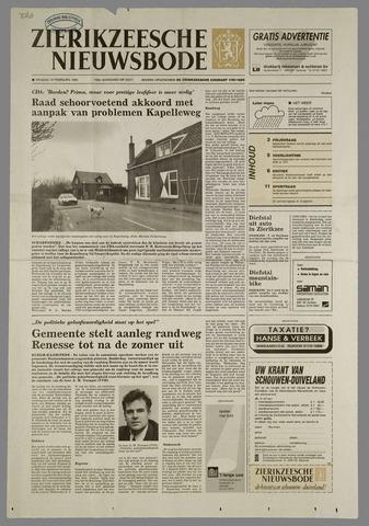 Zierikzeesche Nieuwsbode 1993-02-19