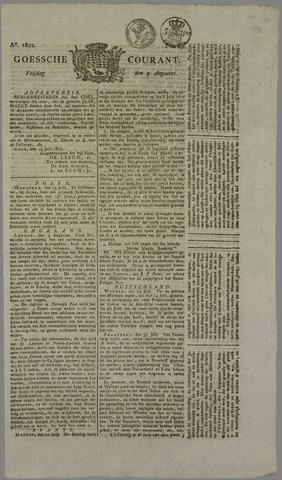 Goessche Courant 1822-08-09
