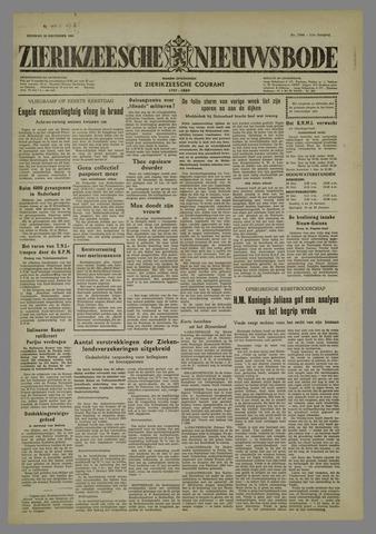 Zierikzeesche Nieuwsbode 1954-12-28