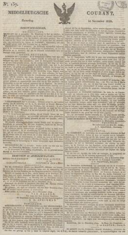 Middelburgsche Courant 1829-11-14