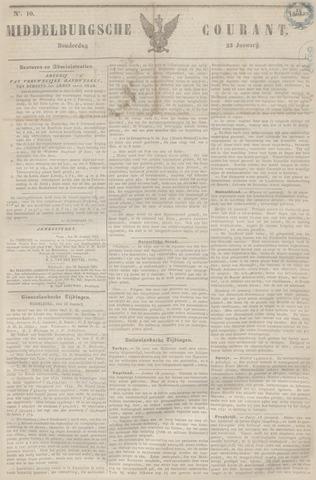 Middelburgsche Courant 1851-01-23