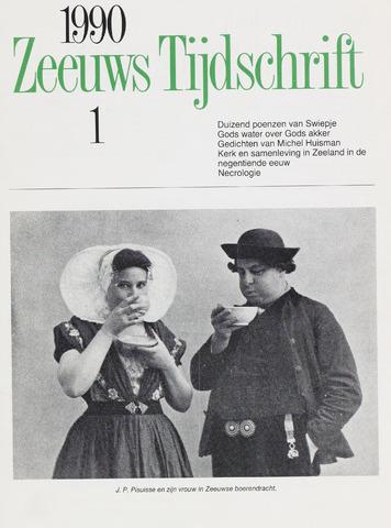 Zeeuws Tijdschrift 1990-01-01
