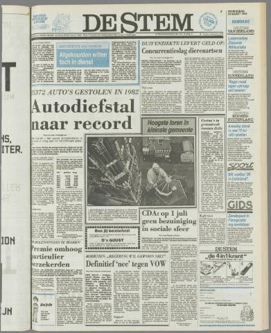 de Stem 1983-03-24