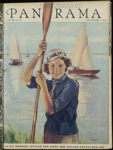 Ons Zeeland / Zeeuwsche editie 1936-07-09