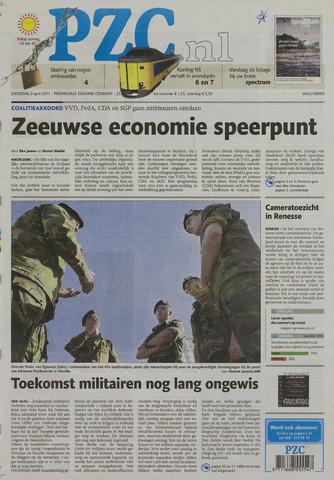 Provinciale Zeeuwse Courant 2011-04-09