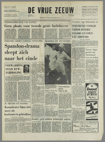 de Vrije Zeeuw 1970-06-26