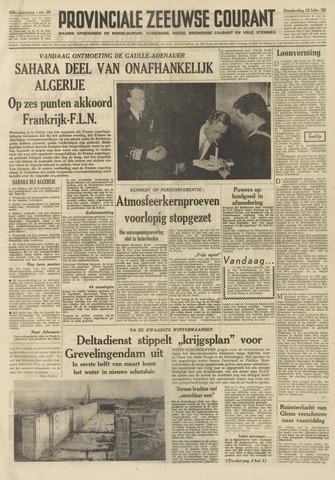 Provinciale Zeeuwse Courant 1962-02-15