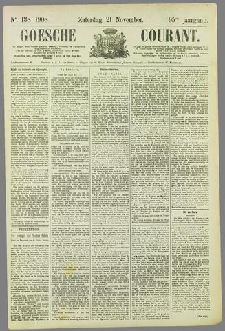 Goessche Courant 1908-11-21
