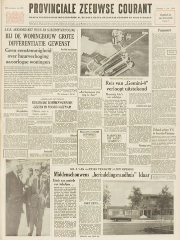 Provinciale Zeeuwse Courant 1965-06-05
