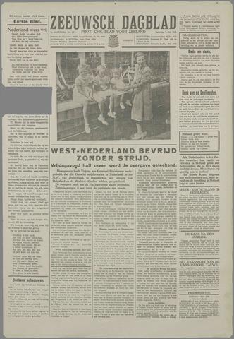 Zeeuwsch Dagblad 1945-05-05