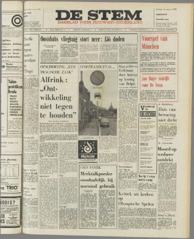 de Stem 1972-08-15