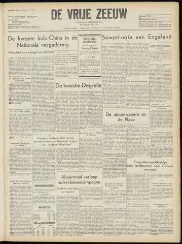 de Vrije Zeeuw 1954-12-21