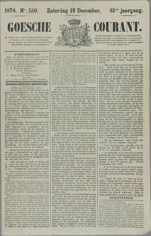 Goessche Courant 1874-12-19