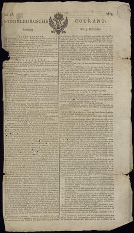 Middelburgsche Courant 1814-12-03