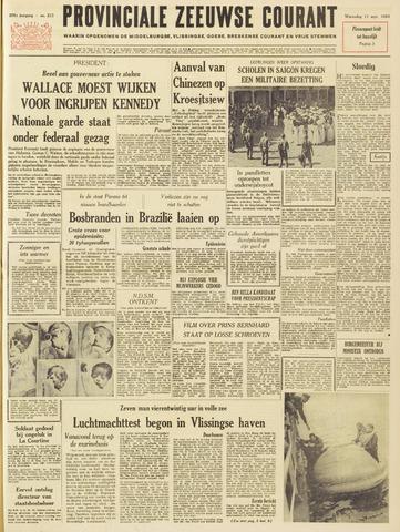 Provinciale Zeeuwse Courant 1963-09-11