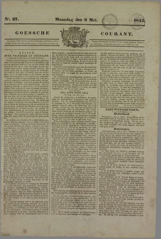 Goessche Courant 1842-05-09