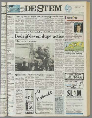de Stem 1992-07-07