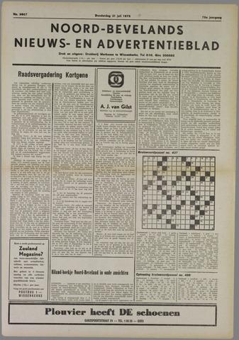 Noord-Bevelands Nieuws- en advertentieblad 1975-07-31