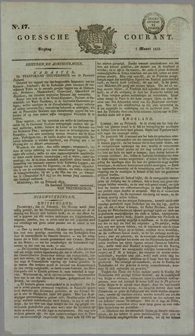 Goessche Courant 1833-03-01