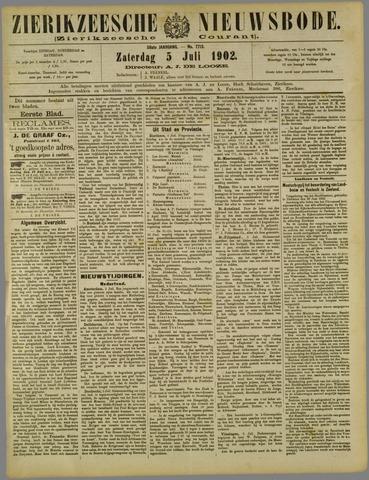 Zierikzeesche Nieuwsbode 1902-07-05