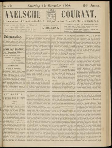 Axelsche Courant 1908-12-12