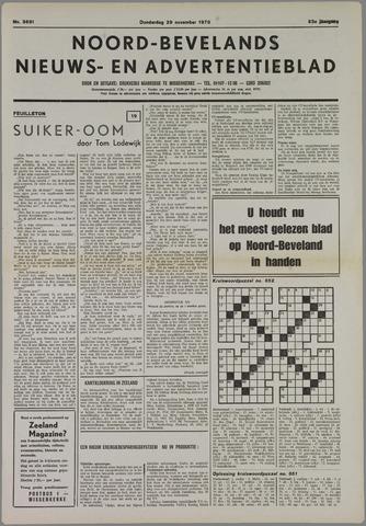 Noord-Bevelands Nieuws- en advertentieblad 1979-11-29