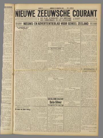Nieuwe Zeeuwsche Courant 1933-08-22