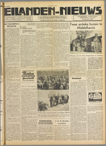 Eilanden-nieuws. Christelijk streekblad op gereformeerde grondslag 1959-05-29