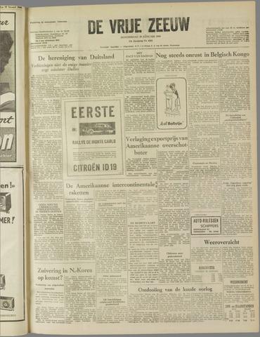 de Vrije Zeeuw 1959-01-29