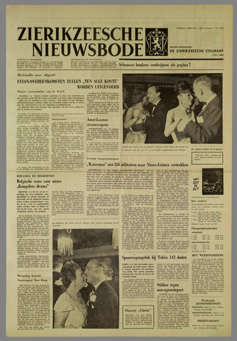 Zierikzeesche Nieuwsbode 1962-05-04