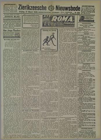 Zierikzeesche Nieuwsbode 1930-03-21