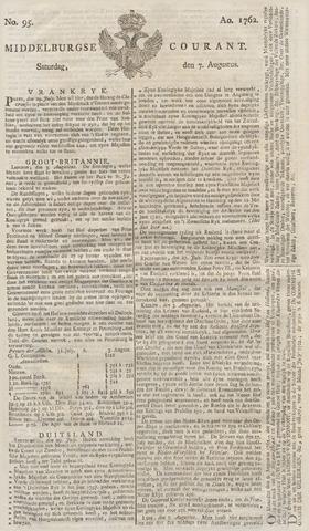 Middelburgsche Courant 1762-08-07