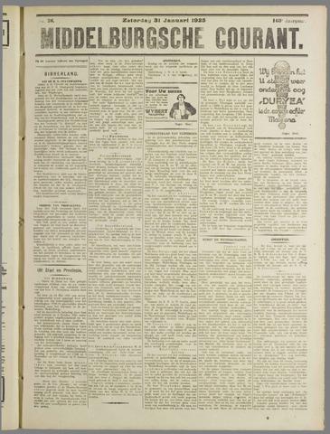 Middelburgsche Courant 1925-01-31