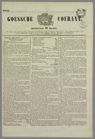 Goessche Courant 1853-03-17