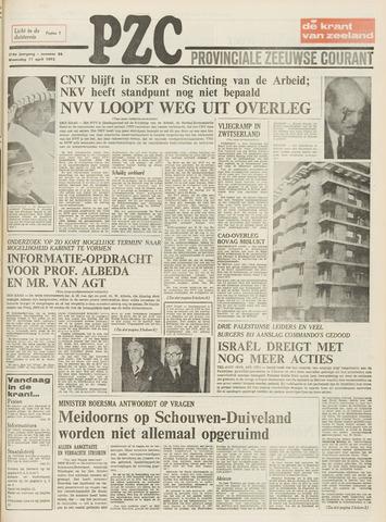 Provinciale Zeeuwse Courant 1973-04-11