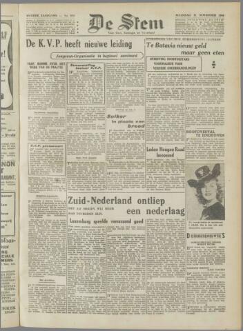 de Stem 1946-11-11