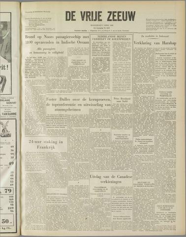 de Vrije Zeeuw 1958-04-02