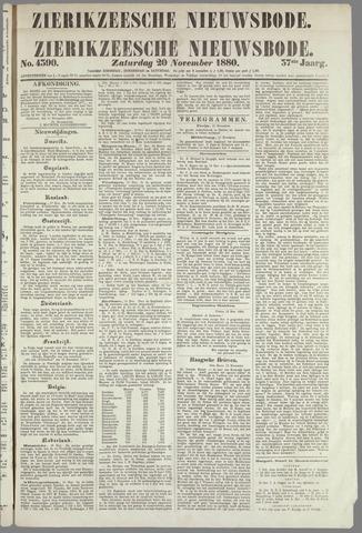 Zierikzeesche Nieuwsbode 1880-11-20