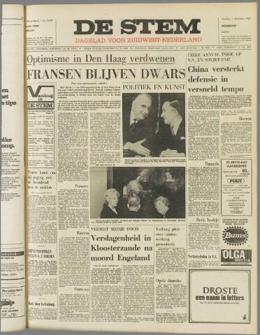 de Stem 1969-12-02