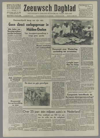 Zeeuwsch Dagblad 1956-02-28