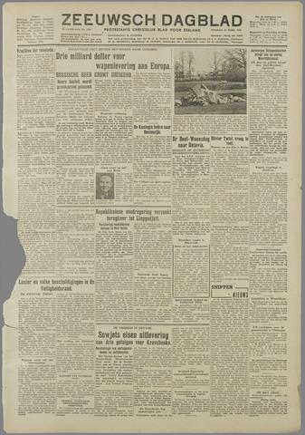 Zeeuwsch Dagblad 1949-02-22